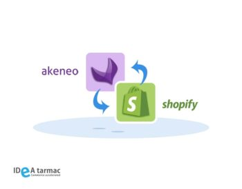 Shopify data connector on Akeneo Marketplace